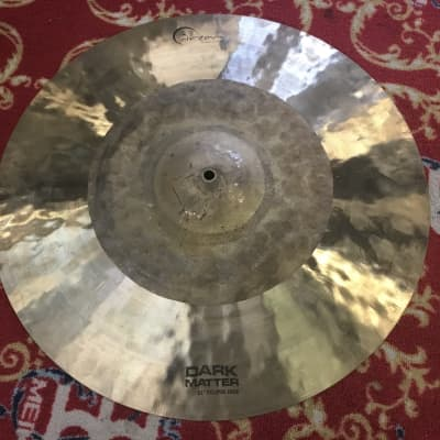 Dream Cymbals Dark Matter Eclipse