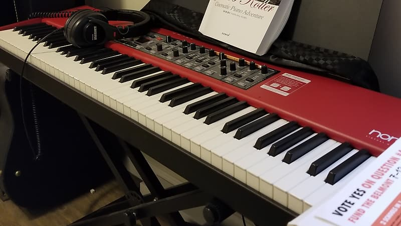 Nord Piano 3 HA 88 Lightly Used Mint   Bryan's Boutique