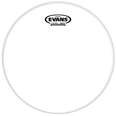 "Evans TT06GR Genera Resonant Drum Head - 6"""