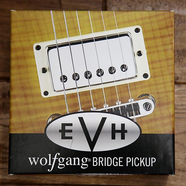 EVH Wolfgang Bridge Pickup Chrome Free Shipping