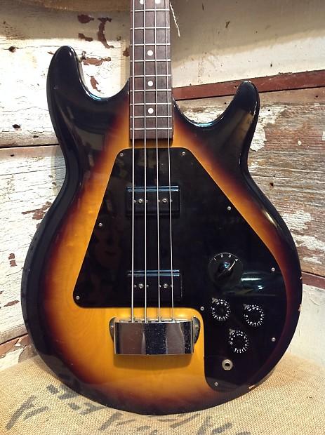 aria pro ii vintage grabber copy bass guitar 1980 39 s reverb. Black Bedroom Furniture Sets. Home Design Ideas