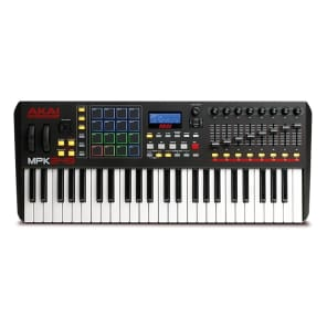Akai MPK249 USB/iOS 49-Key MIDI Controller Keyboard