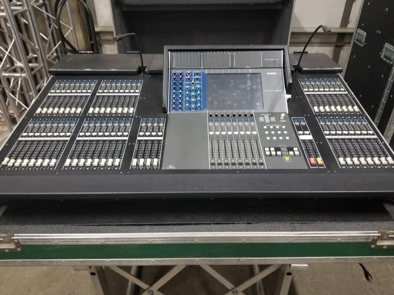 Two yamaha m7cl 48 channel console package foh mon w for Yamaha m7cl 48 price
