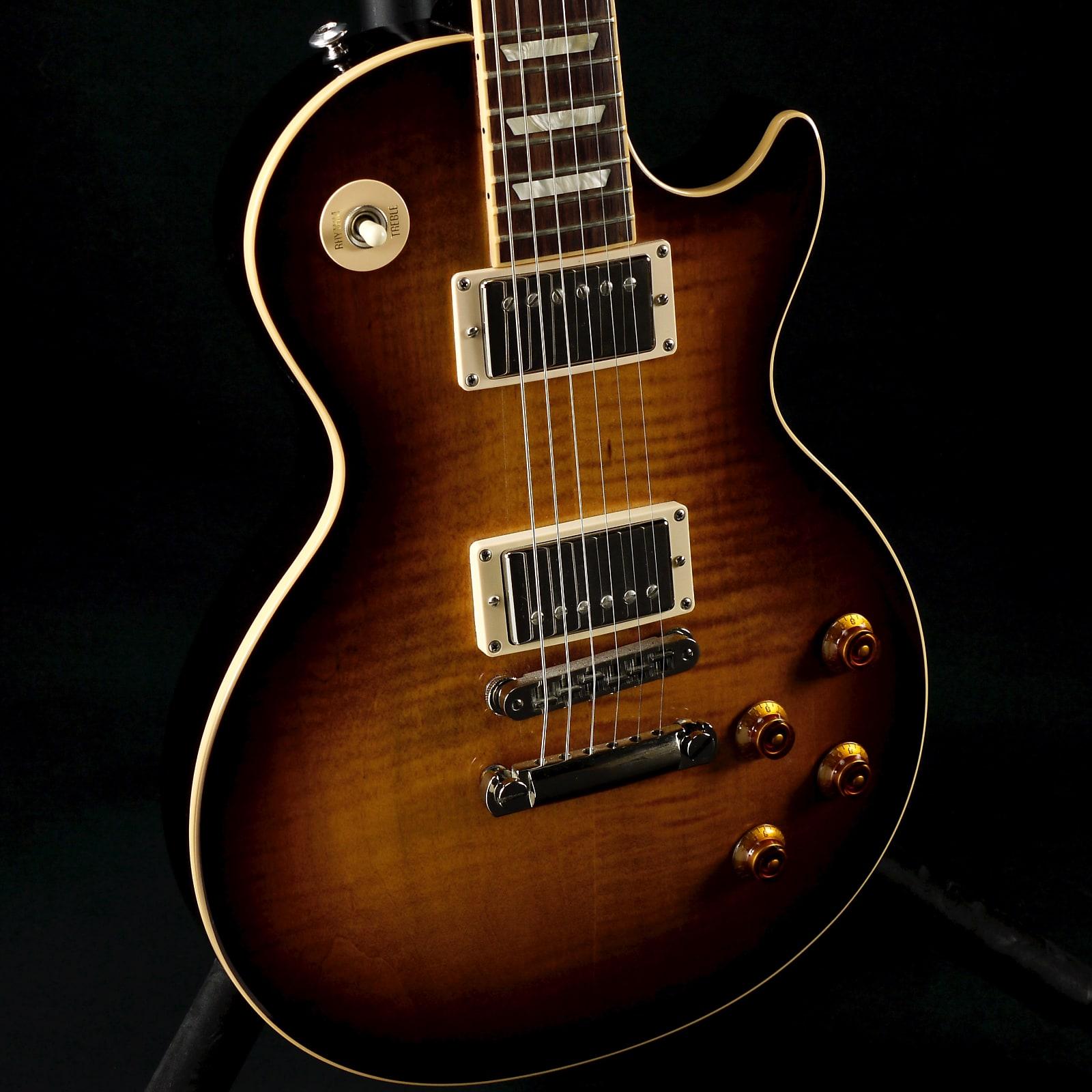 2006 Gibson Les Paul Standard '50s  neck Desert Burst w/OHSC 10lbs 3oz