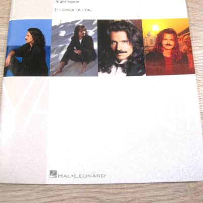 Yanni Best of Arranged for Guitar Sheet Music Song Book Guitar Tab Tablature