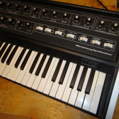 Moog Micromoog - superb condition - fully overhauled