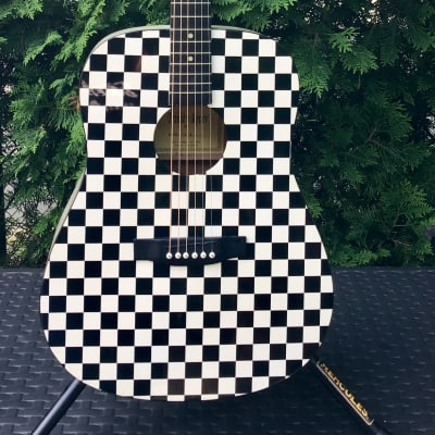 Trinity River CHECKERBOARD!  Black/White for sale