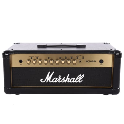 Marshall MG100HFX 100-Watt Guitar Amp Head