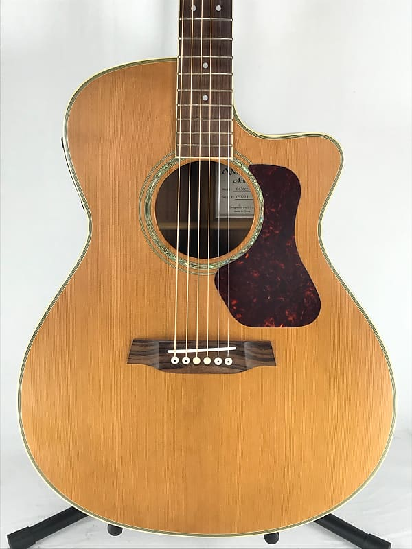 Walden G630CE Acoustic Electric Guitar with Hard Case | Reverb