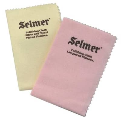 Selmer 2952 Polishing Cloth for Lacquer Finish