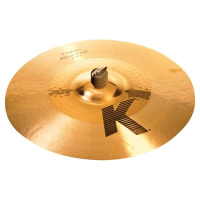 "Zildjian 18"" K Custom Hybrid Crash Cymbal"