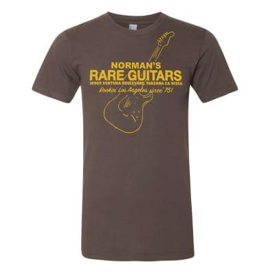Forgetting Sarah Marshall T-Shirt Brown XL