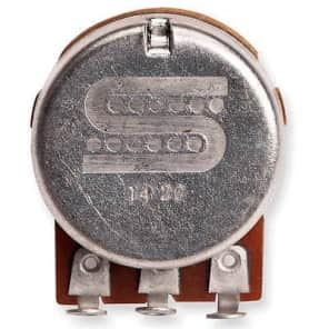Seymour Duncan SDP-500 500K Pot Smooth Turning Potentiometer w/ SD logo