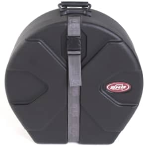 "SKB 1SKB-D0414 4x14"" Molded Snare Case with Padded Interior"