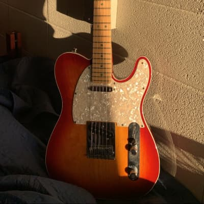 Fender American Deluxe Telecaster Ash 2004 - 2010 for sale