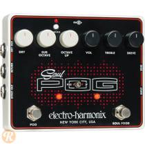 Electro-Harmonix Soul POG 2010s Graphic image
