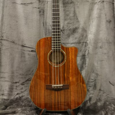 Fender VB-NAT Victor Bailey Signature Bass Natural Koa for sale