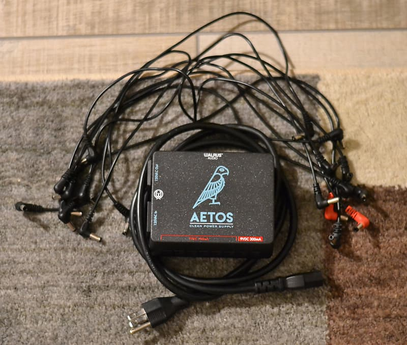 Sold - Walrus Audio Aetos 120V Clean Power Supply | The Gear