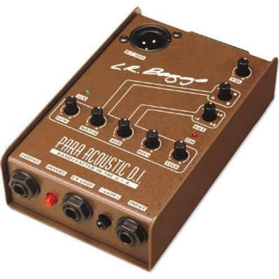 LR Baggs Para Acoustic Di Preamp / Direct Box
