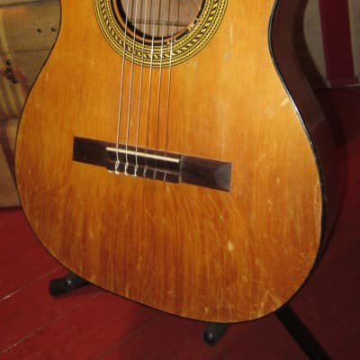 Vintage 1964 Epiphone EC-30 Madrid Classical Nylon Guitar for sale