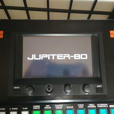Roland Jupiter 80 76-Key Digital Synthesizer