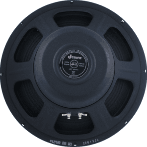 "Jensen Blackbird 100 P12-100BB Jet Series 12"" 100-Watt 8ohm Guitar Speaker"