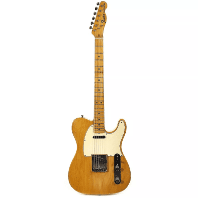 Fender Telecaster (Refinished) 1966 - 1979