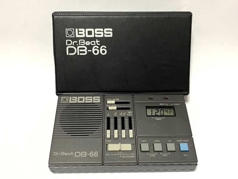 BOSS Dr Beat DB-66 Metronome Rhythm Trainer working [Excellent₊] with case  Japan Free Shipping
