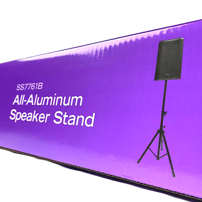 On-Stage SS761B All-Aluminum Speaker Stand