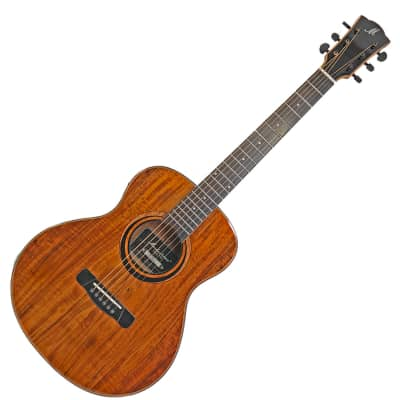 Merida Extrema M1 Koa Electro Acoustic Guitar - Natural for sale