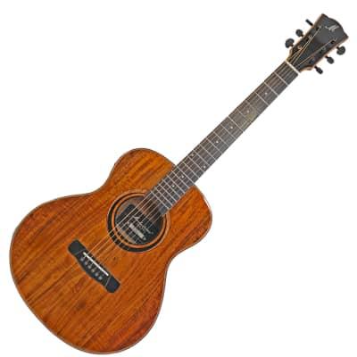 Merida Extrema M1 Koa Electro Acoustic Guitar - Natural for sale