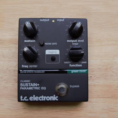 TC Electronic Classic Sustain + Parametric EQ for sale
