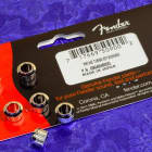 Genuine Fender USA Vintage Series Nickel Tuning Key Bushings, Set of Six 0994946000 Super Deal! image