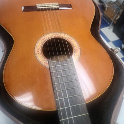 Alvarez Alvarez Yairi CY-116 Classical Guitar 1991 Natural with case 1991 Natural for sale
