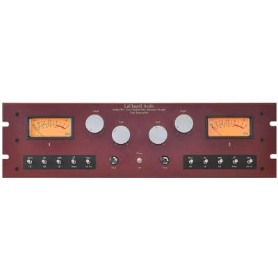 LaChapell Audio 992EG 2-Channel Tube Mic Preamp w/ Extended Gain