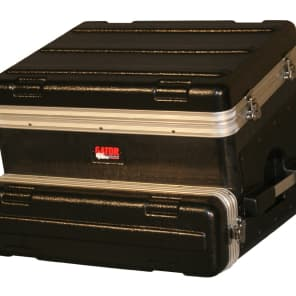 Gator GRC-8X2 Molded 8U Top/2U Side Rack Case