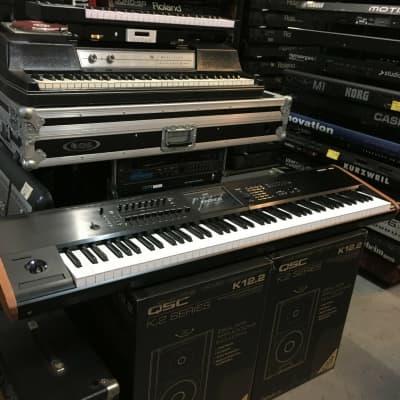 Korg KRONOS 2 88-Key Digital Synthesizer Workstation Mint B stock ver 3.1.1 //ARMENS//.