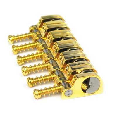 Babicz Full Contact Hardware T-Swivel Saddle Kit - Gold for sale