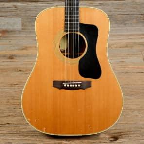 Guild D-50 Dreadnought 1970s Acoustic Guitar