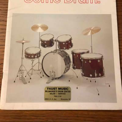 Camco Some Drum 1975 Vintage Drum Sales Reverb
