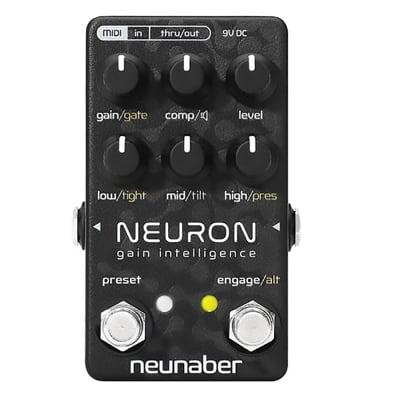Neunaber Neuron Gain Intelligence Guitar Effects Pedal
