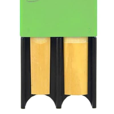 D'Addario Reed Guard - Small (Green)