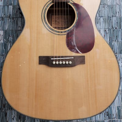 Freshman FA1ANPRE Solid Spruce Top Electro-Acoustic Cutaway for sale