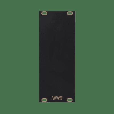 Black PCB Blank Panels - 10HP