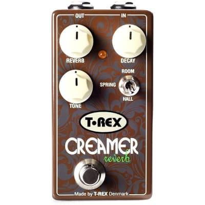 T-Rex Creamer 2014