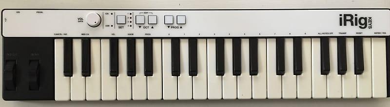 IK Multimedia iRig Keys 37-Key Mobile MIDI Keyboard | Reverb