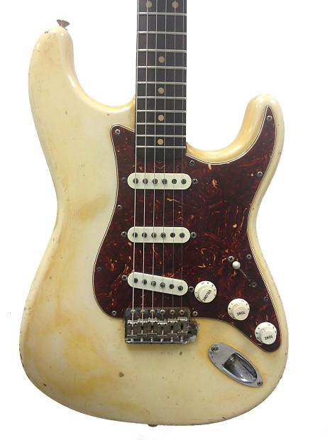1960 Vintage Fender Stratocaster Reverb