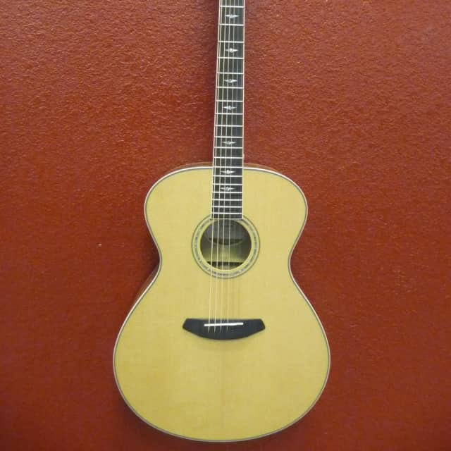 Breedlove Stage Exotic Concerto E Sitka Myrtle, w/Pickup, Free Shipping to Lower USA image