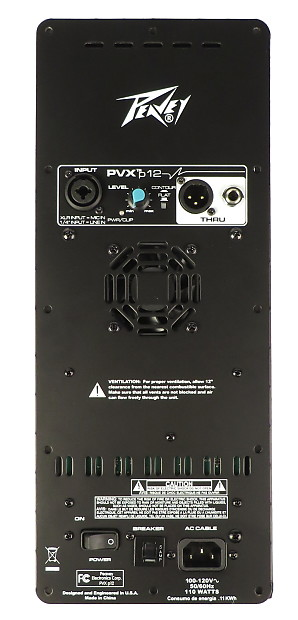 Peavey 32400102 Amp Assembly For Pvxp12p Reverb