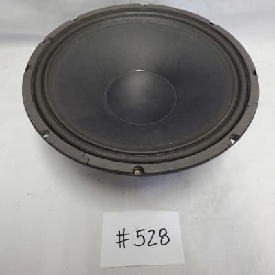 """Yorkville Sound 7279 12"""" Replacement Woofer #528 Great Used Condition -"""